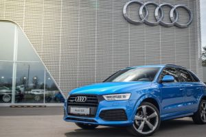 Real Madrid players receive new Audis