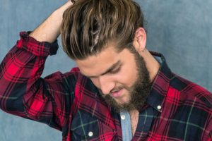 No Shave November: Let your sideburns grow with care