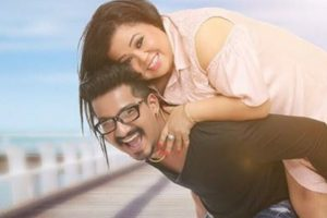 Candid moments of Bharti Singh with fiancé Harsh Limbachiyaa