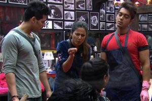7 big fights in Bigg Boss house