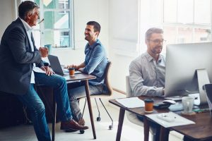 Creativity flourishes when boss is humble