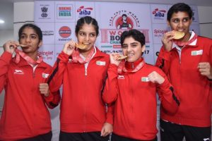 India claims 5 gold medals at Youth Women Boxing Worlds