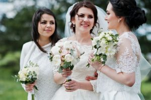 Wedding trends for best-man, bridesmaids
