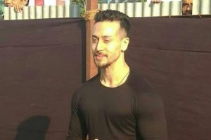 Don't copy action heroes: Tiger Shroff urges fans