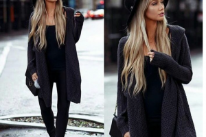 Beat winter blues with trendy capes
