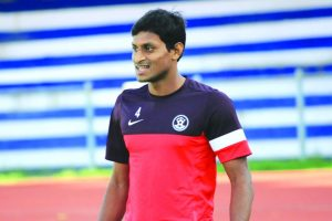East Bengal captain Arnab Mondal wants to win I-League
