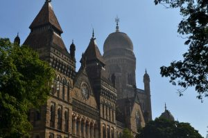 The Mumbai clock towers