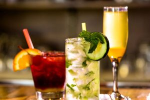 Warm up the cold with easy-to-make homemade cocktails