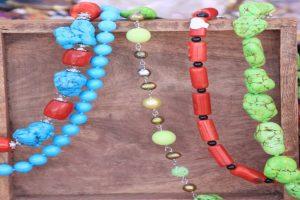 Buy jewellery with onyx, corals this wedding season