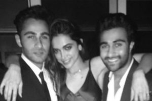 Deepika Padukone trolled for pics with Armaan, Aadar Jain