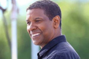 Denzel Washington says young men need father figures