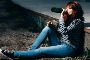 'Binge drinking, pot can make you a loser'