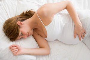 Sleeping on back can up stillbirth risk