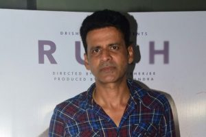 Manoj Bajpayee nervous about ambitious project