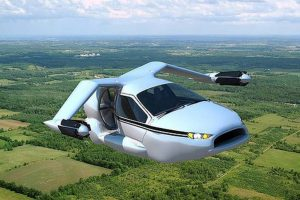 Uber to test flying taxi in Los Angeles by 2020