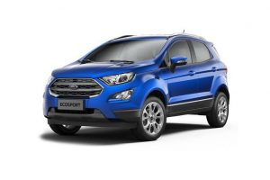 All new Ford EcoSport launched in India: Priced between Rs. 7.31-10.99 lakh
