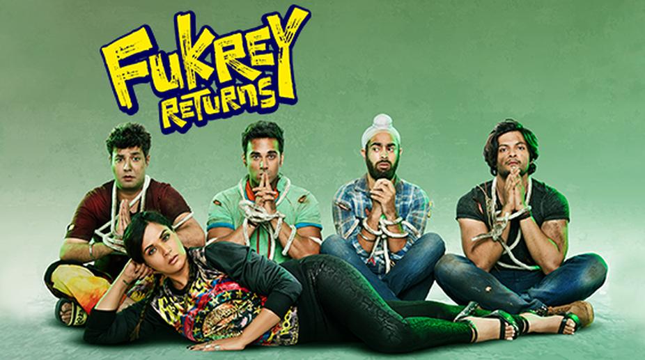 fukrey returns, Ritesh Sidhwani