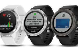 Garmin Vivoactive 3 fitness smartwatch with built-in GPS launched in India at Rs. 24,990