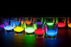 Beware, your attractive drinking glasses may be toxic
