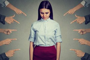 All forms of harassment can up psychological distress