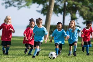 Physical fitness may boost kids' academic performance