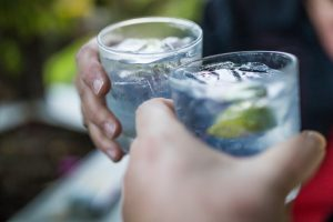 Gin more likely to dampen your spirits than wine, beer!