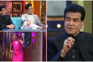 WATCH: Jeetendra and Tusshar on 'The Drama Company'
