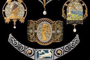 Go boho chic with Art Deco jewellery