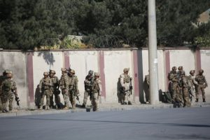 Kabul hotel attack killed 40 people: official