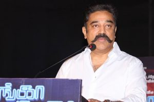 Haasan strongly criticises Saroj Khan's casting couch remark