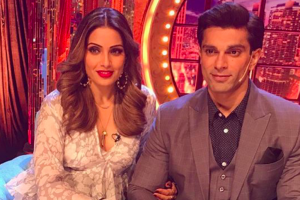 Karan Grover, Bipasha Basu on The Drama Company