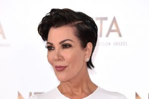 Kris Jenner wants to take her show into space