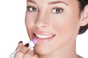 Make your own lip balm recipe for dry lips