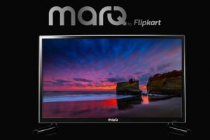 Flipkart to expand 'MarQ' TV portfolio with newer 40-inch models