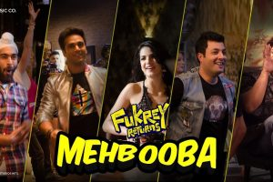 Mehbooba | Fukrey Returns