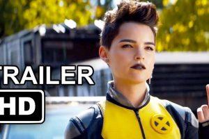 DEADPOOL 2 Official Teaser Trailer