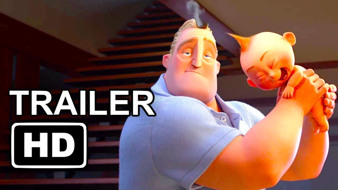 INCREDIBLES 2 Official Trailer #1