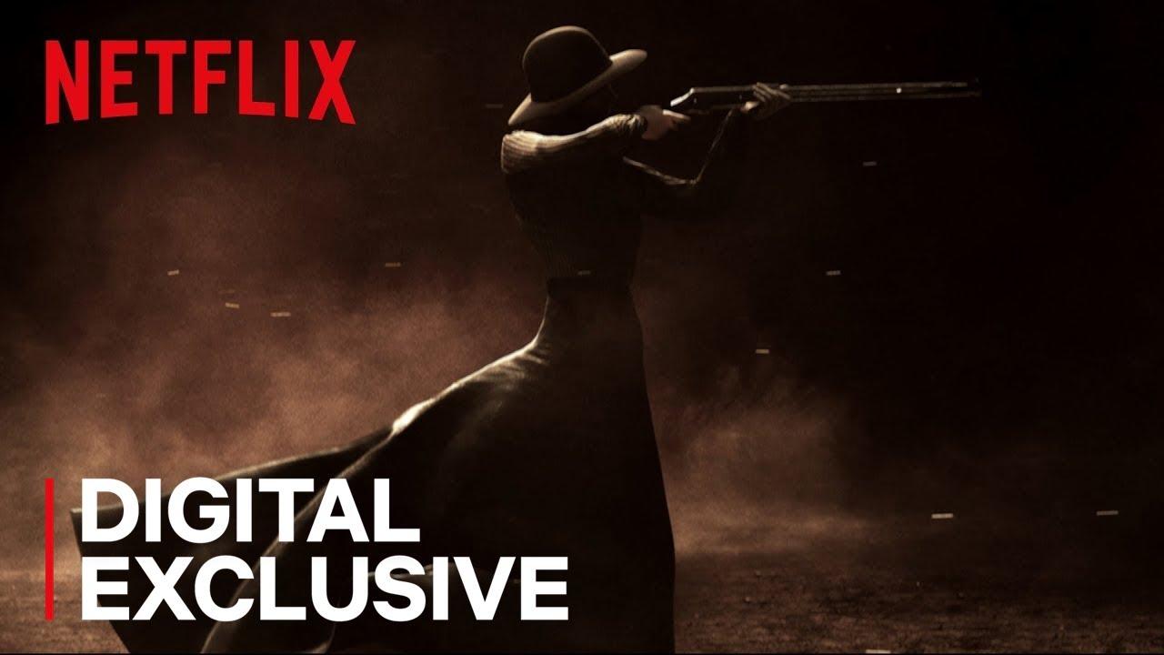 Godless   Title Sequence [HD]   Netflix