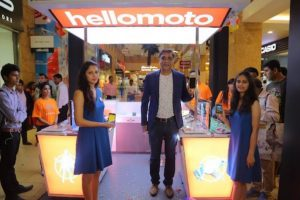 Motorola welcomes customs duty hike on mobiles, opens new 'Moto Hub' in Chennai