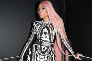 Nicki Minaj's braids took over a day to create