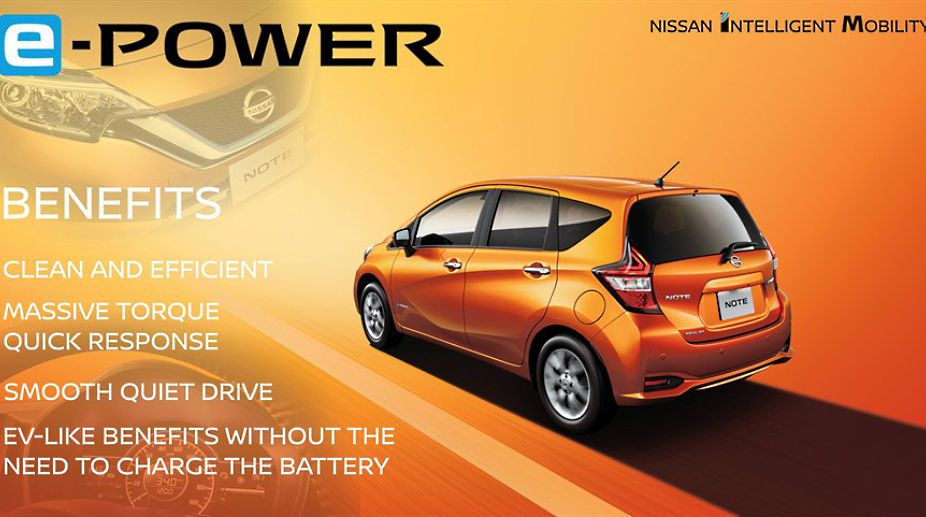 Nissan starts testing e-Power tech equipped vehicle in India