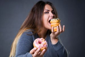 Stressful life events may lead to obesity in females