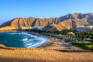 In the lap of luxury resorts in Oman