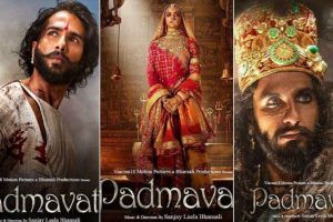 'Padmavati': 5 facts about Deepika, Ranveer-starrer film