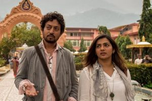 Irrfan Khan starrer 'Qarib Qarib Singlle' mints over Rs.1.75 crore on day one