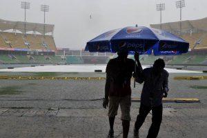 Rains pound Thiruvananthapuram, final T20I in jeopardy