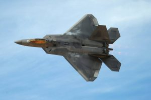 US to send six F-22 fighters to S.Korea
