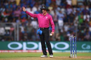 India vs Sri Lanka: Umpire Kettleborough to miss 3rd day's play