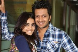 Riteish-Genelia recreate 'Rahul is a cheater' scene from SRK-Kajol's 'Kuch Kuch Hota Hai'