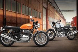 Royal Enfield Interceptor GT 650, Continental GT 650 announced for Indian market